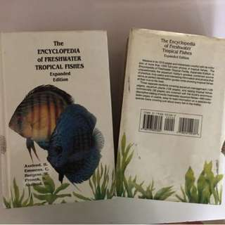 Encyclopedia of Freshwater Tropical Fishes