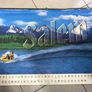 Vintage Salem Calendar (complete)