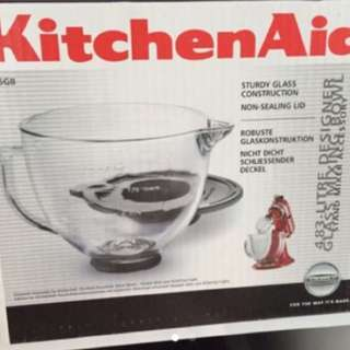 Kitchenaid Glass Bowl Mixer