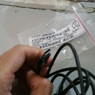 Kabel data type C samsung s8 original ssc edisi salah beli