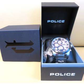 Police Men MATCHCORD Watch 男士腕錶