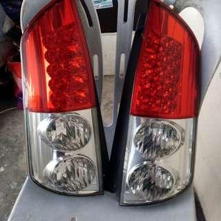 lampu belakang myvi ori kereta