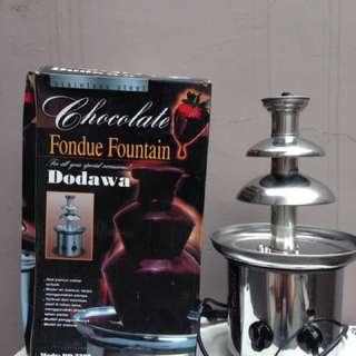 Coklat fondue