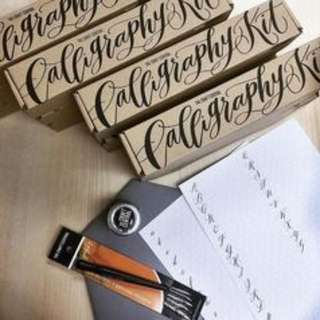 Beginner's Calligraphy Kit