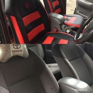 T.HILUX SEAT COVER &DASHBORAD COVER