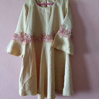 Baju kurung moden kanak2 RM15 free post