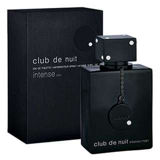 Armaf Club De Nuit Intense Man EDT Men 105ml (Creed Aventus Clone)