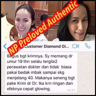 Testimoni DiamondGlow by,dr Ika Ayu