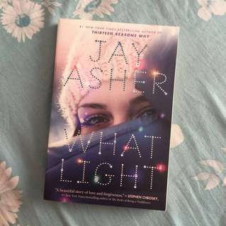 """What Light"" by Jay Asher"