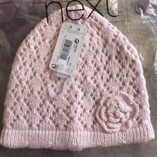 BNWT Next UK Baby Hat