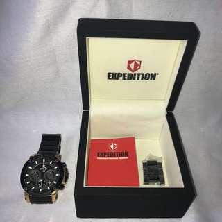 Expedition Man Watch Original! / Jam Tangan Cowok Original