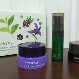 Innisfree best collection kit