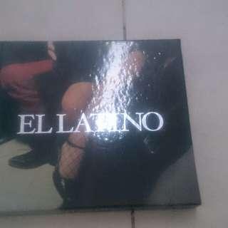 Latino music cd compilation