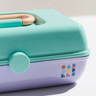 [PO] Caboodles Vintage Pretty Makeup Case