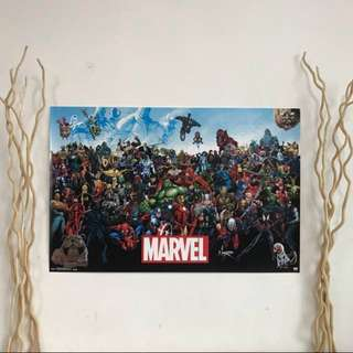 🔥Poster Avengers Infinity War Marvel Studios-Black Panther