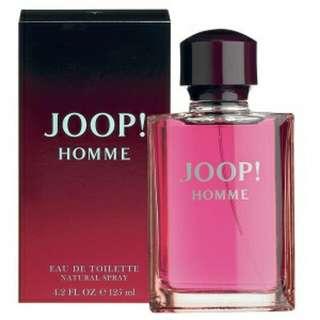 Joop Homme for Men EDT 125ML
