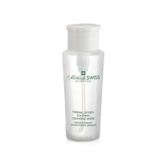 Methode SWISS – Thermal Oxygen Soothing Cleansing Water