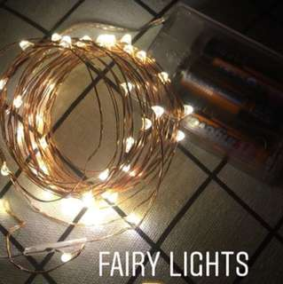 Fairy Lights 5m long