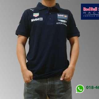 Polo Shirt Red Bull F1 Team