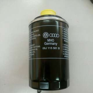 VOLKSWAGEN PASSAT OIL FILTER