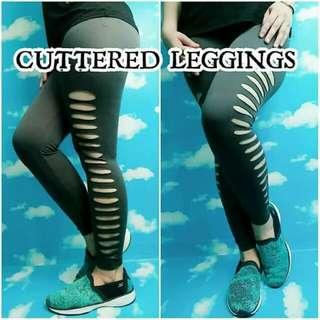 Cuttered Leggings