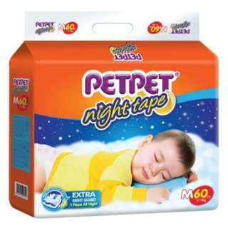 Pet Pet Mega Night Tape 3 Pack