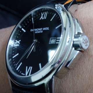 Raymond Weil 42mm Swiss Watch