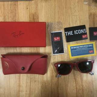 Ray-ban Limited Edition Rare Prints Special Series Wayfarer