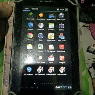 Lenovo Tablet Authentic dual sim