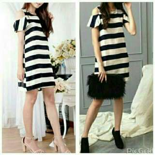 Dress Lizzy Salur BL