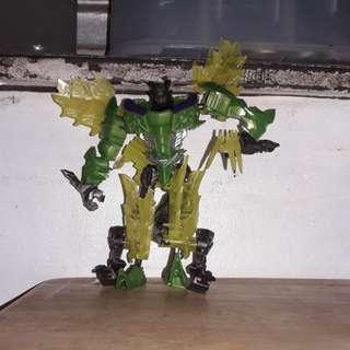 Transformer snarl