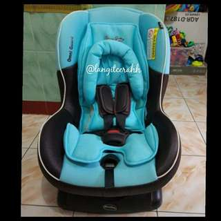 Carseat cocolatte like new