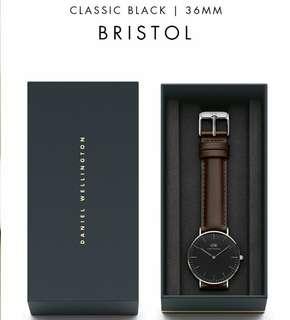 Jam tangan daniel wellington classic