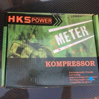 HKS Kompressor installation for CS3