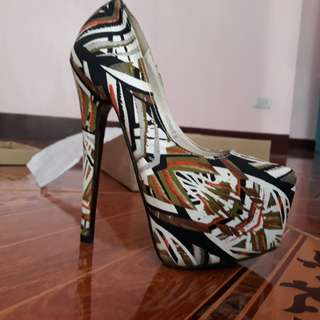 Primadona 5inches high heels