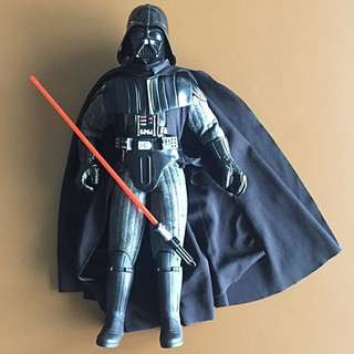 Star Wars Talking Darth Vader by Hasbro 1/6 Scale 14 inch Action Figure