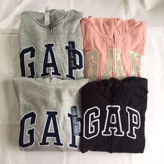 日本代購 Gap hoodies zip-up