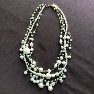 Costume Necklace Strands Women