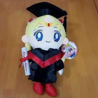 Sailormoon畢業公仔