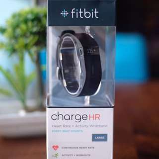 Fitbit Charge HR - Brand New (Sealed) from US! 🇺🇸