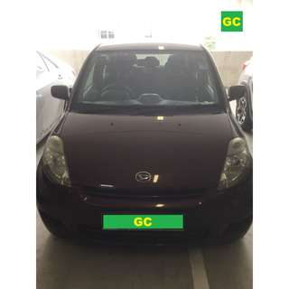 Daihatsu Sirion CHEAPEST RENTAL FOR Grab/Uber