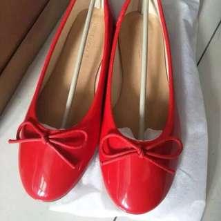 軟底小紅鞋