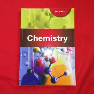 Asasi students!! Chemistry Mc Graw Hill Volume 2