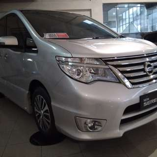 New Serena 2.0 cvt Hws mc