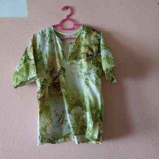 Baju kurung kanak2
