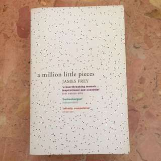 A Million Little Pieces by J.Frey
