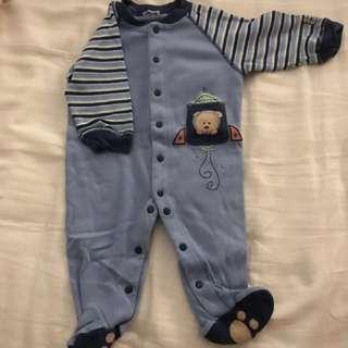 Carters Baby Jumpsuit
