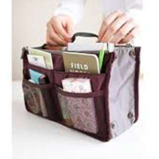 Women's Cosmetic / Item Organizer For Bags