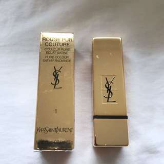 New YSL Rouge Couture
