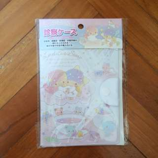 Little Twin Star health card case